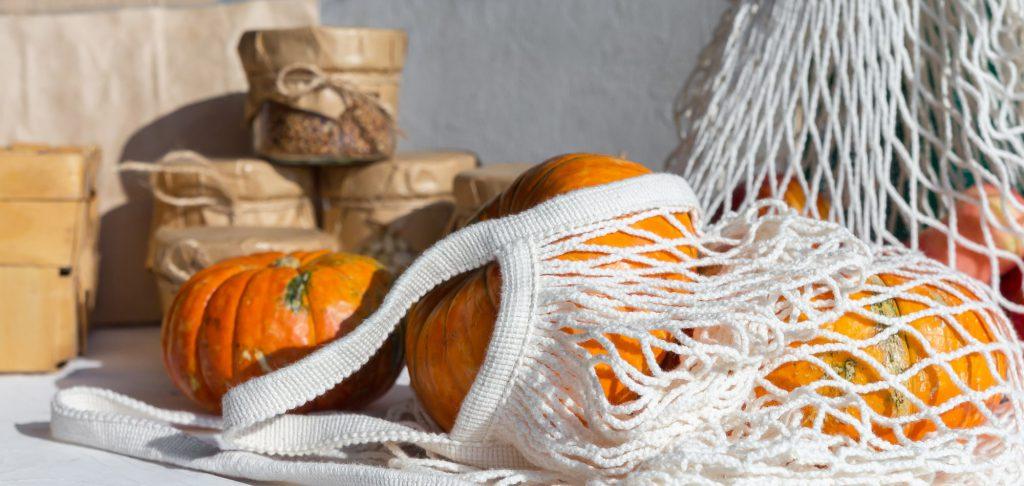 Obstnetz für mehr Nachhaltigkeit in der Küche