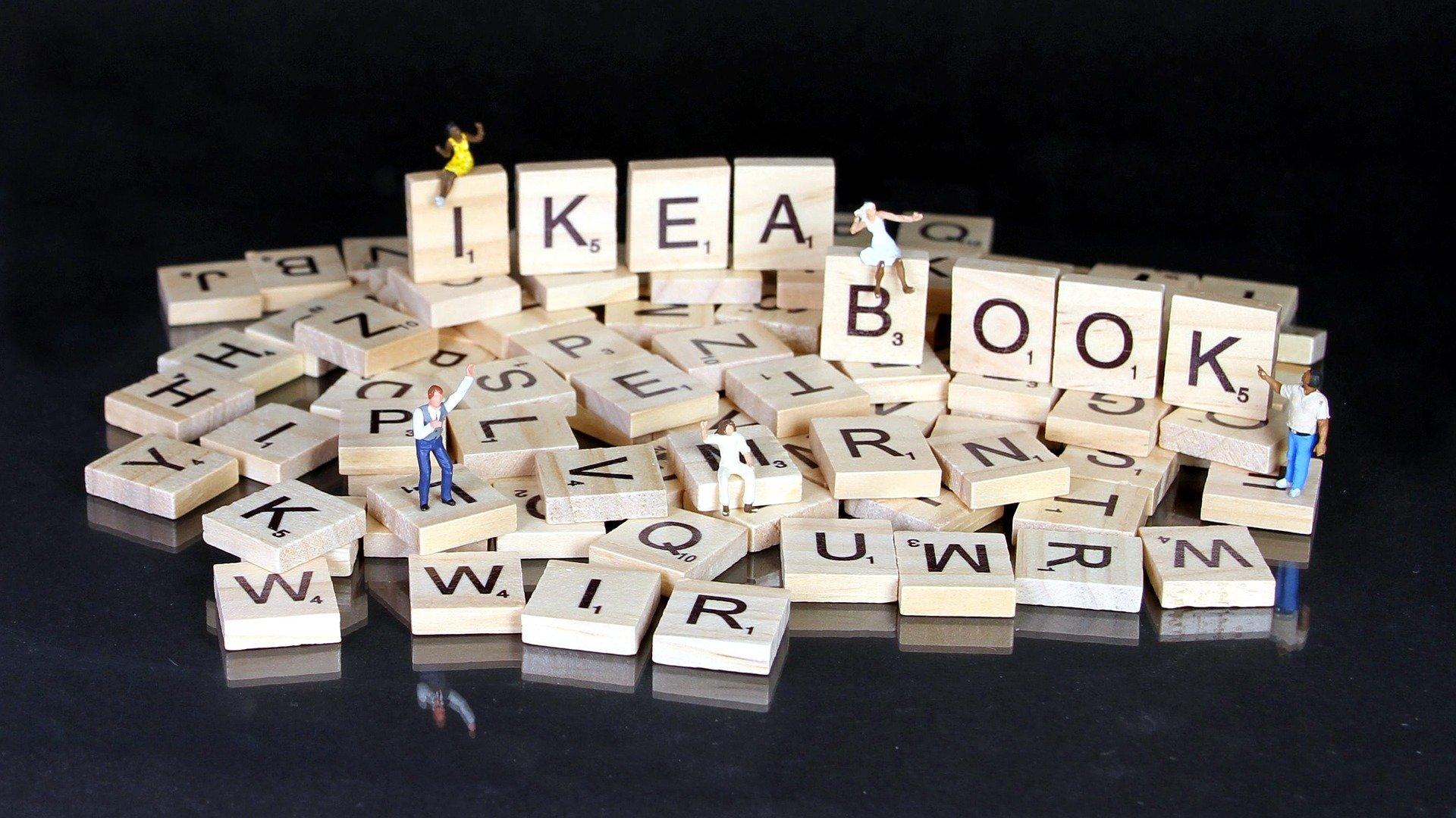 IKEA Kalatog in Steinen