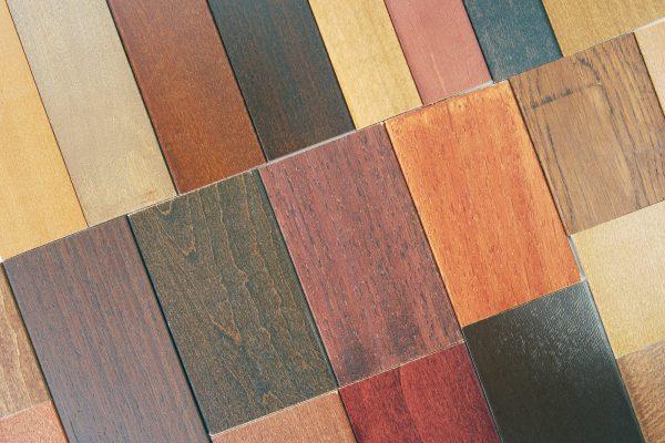 verschiedenen Holztoene kombinieren mit Exampels