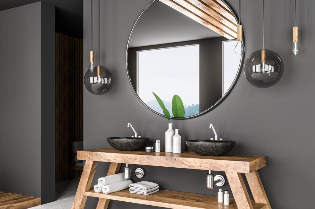 Badezimmertrends Spiegel Galerie1