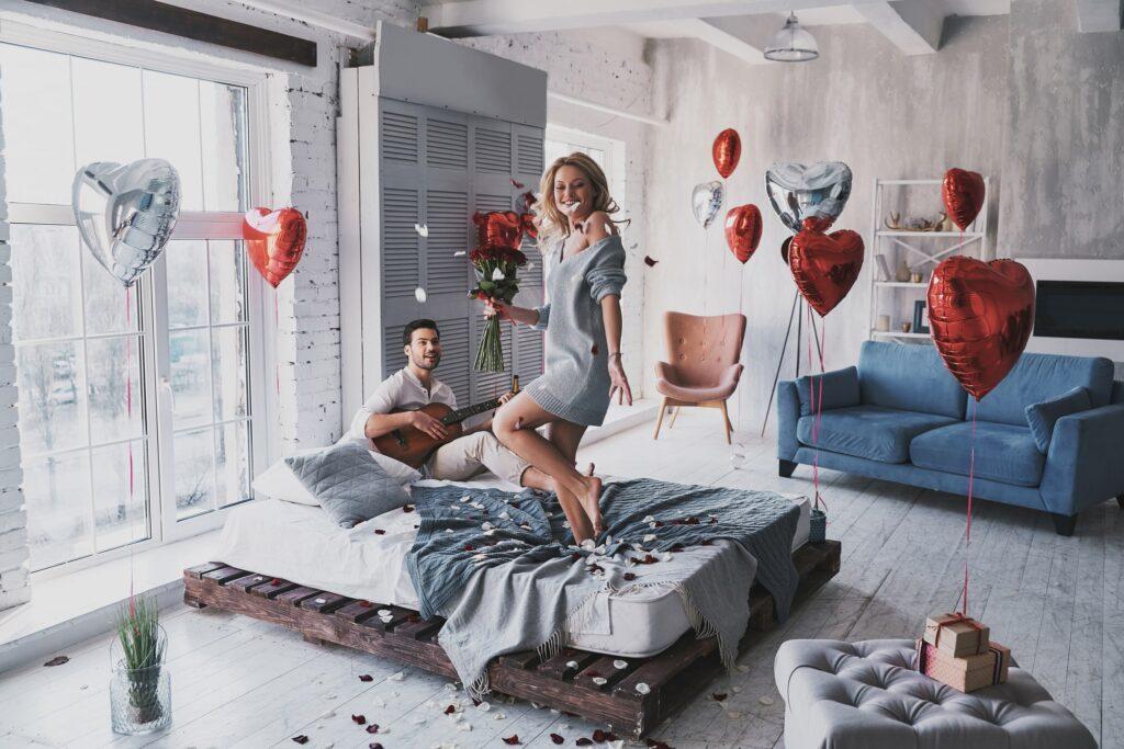 Valentinstag Wohnung Galerie2