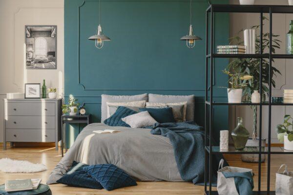Wirkung von Farbe im Schlafzimmer Vorschau