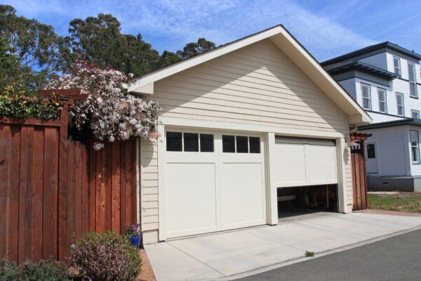 Garage anbauen Vorschau