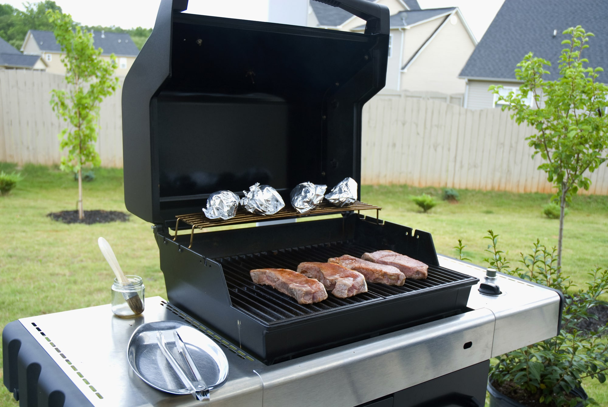 Gasgrill on a budget Galerie1