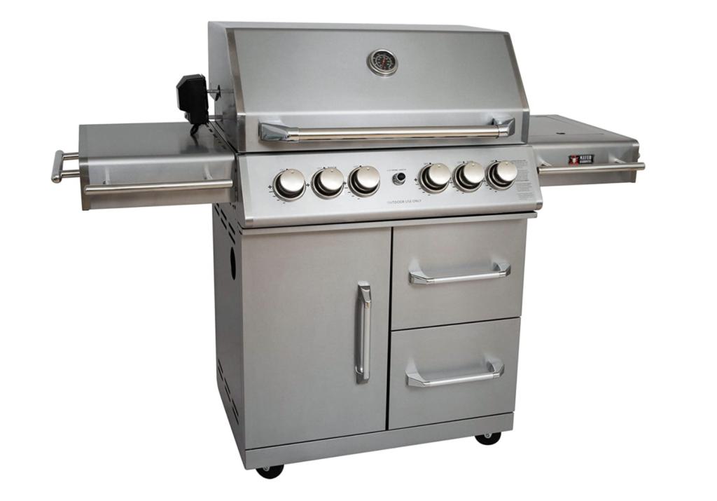 Mayer Barbecue ZUNDA Gasgrill