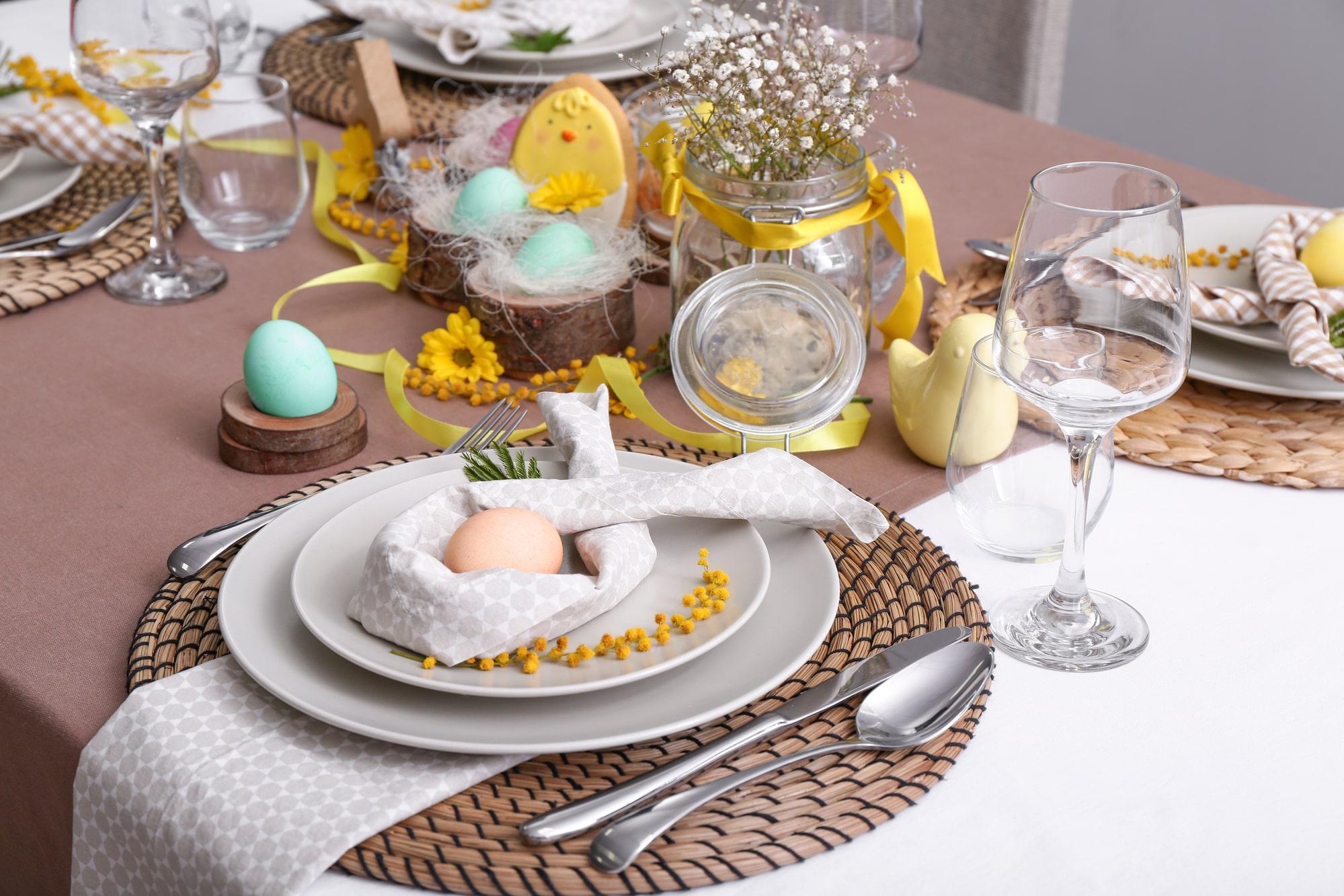 Oster Tischdeko Vorschau