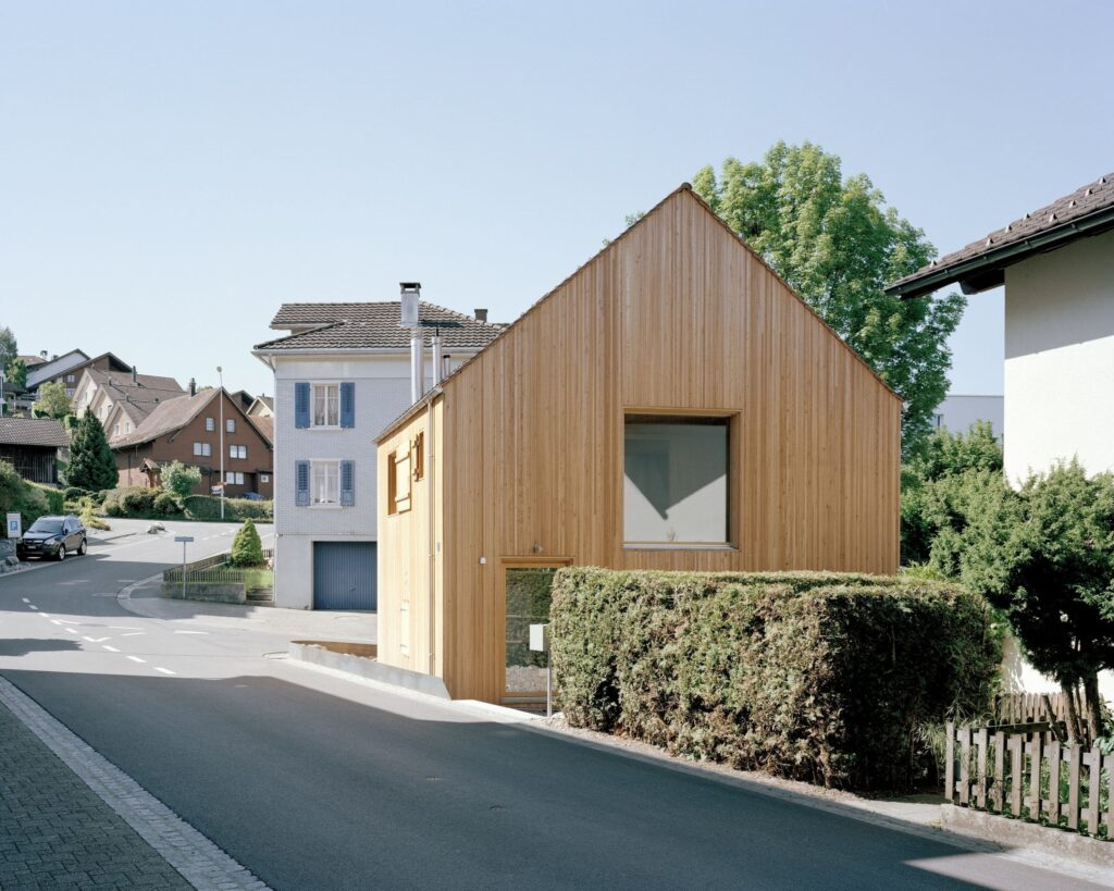 Häuser award 2021 LukasLenherr-KleinesHausJonschwil