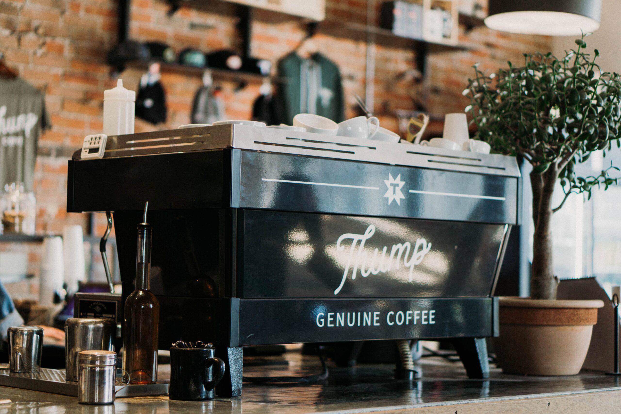 Kaffeemaschine Vorschau