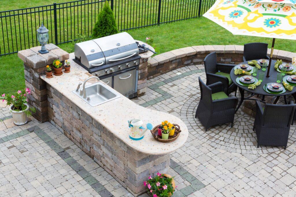 Outdoor Kitchen Galerie1