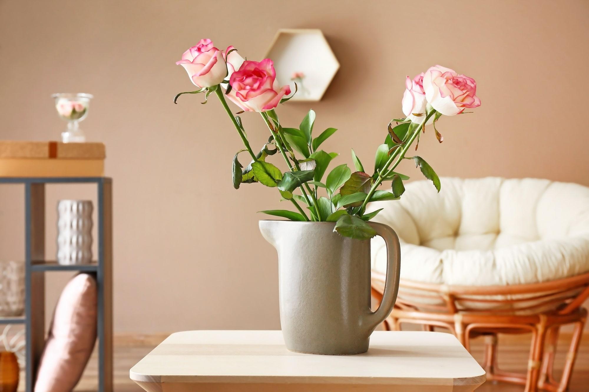 Vasen zu passende Blumen Vorschau