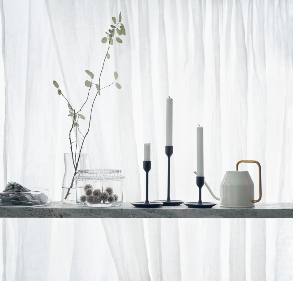 Kerzenständer 3er-Set