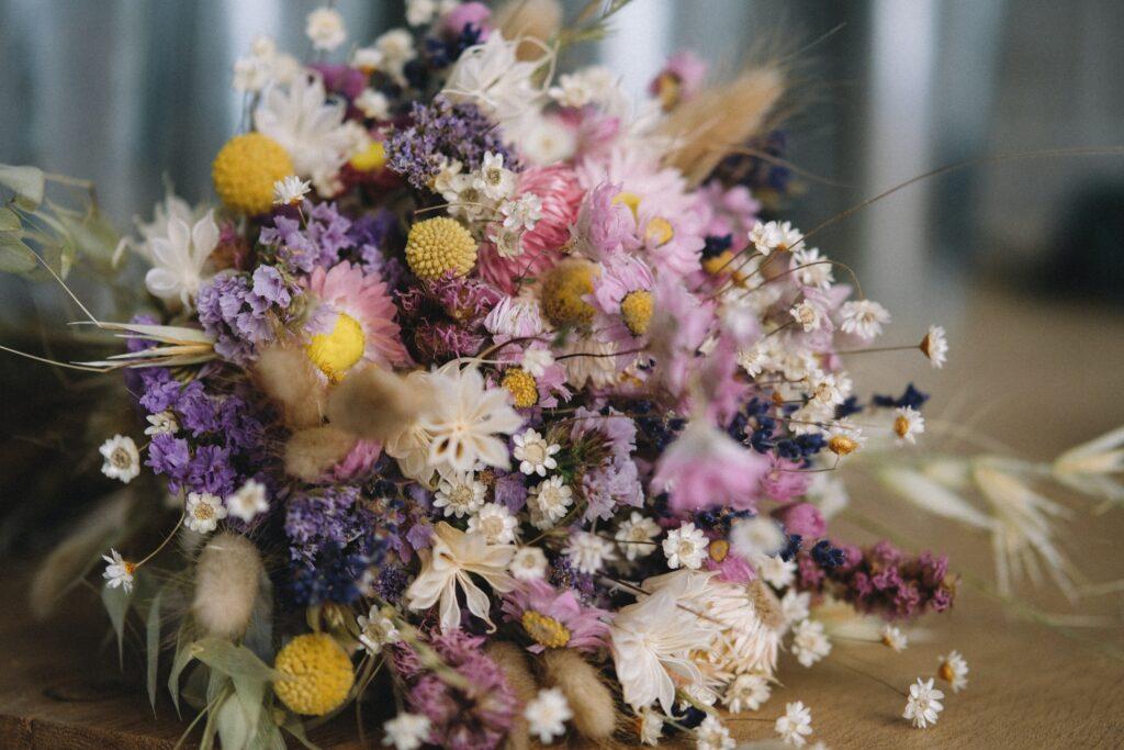 Blumen trocknen Galerie1