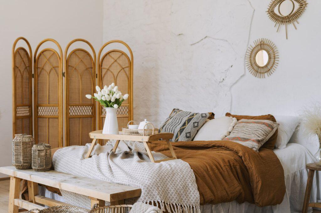 Boho Style fürs Schlafzimmer Galerie1
