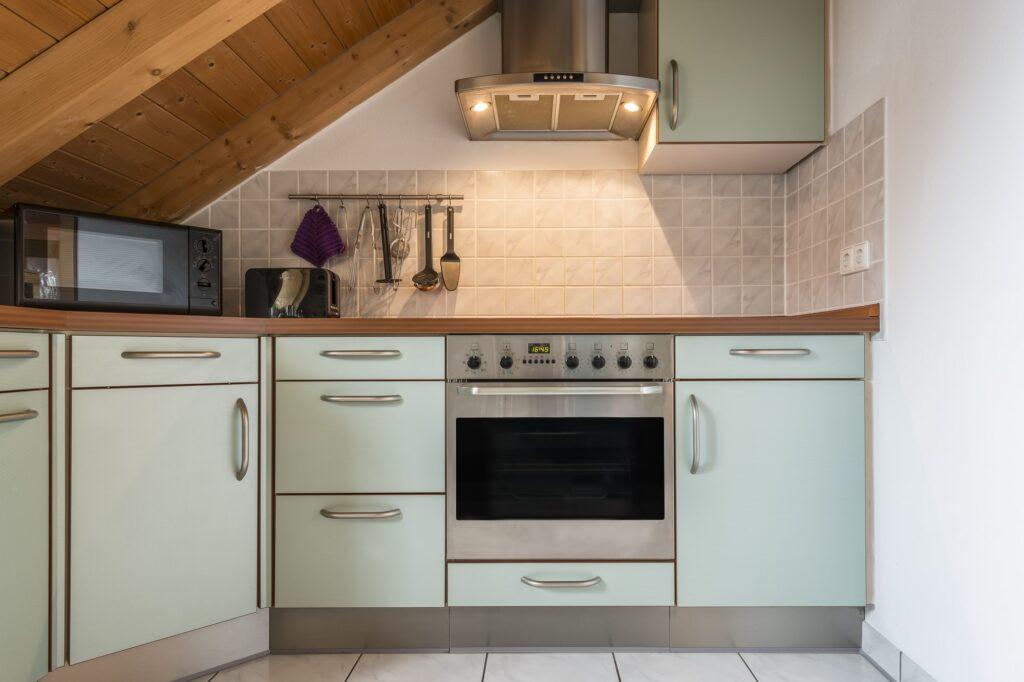 Dachschräge Küche Galerie1