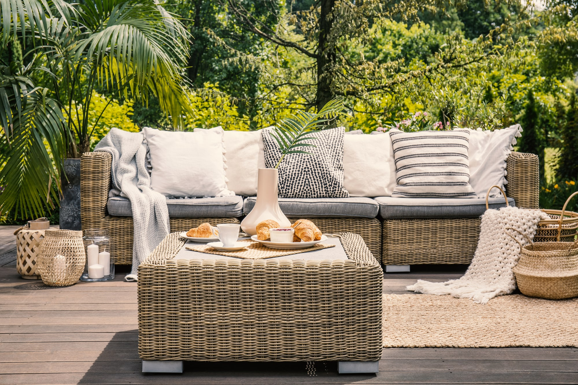 Garten Sofa Vorschau