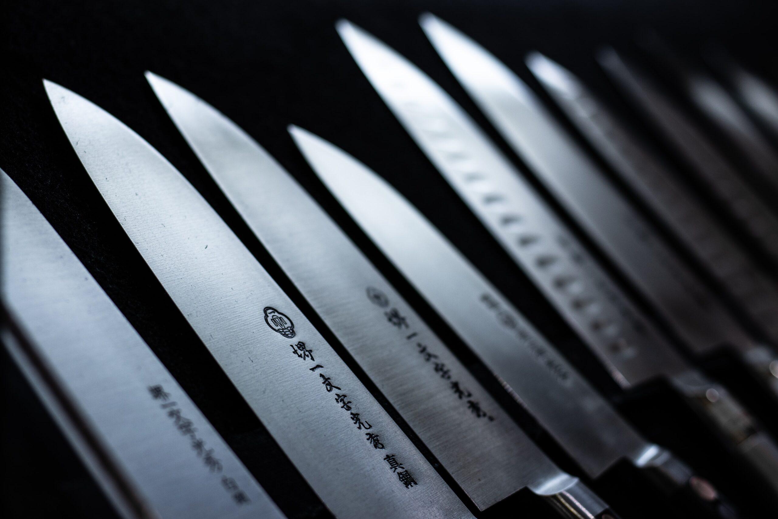 Hochwertige Messer Vorschau