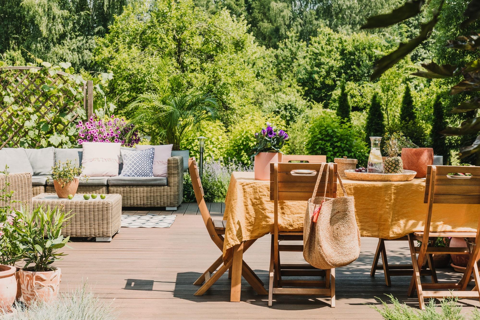 Moderne Gartenmöbel Vorschau