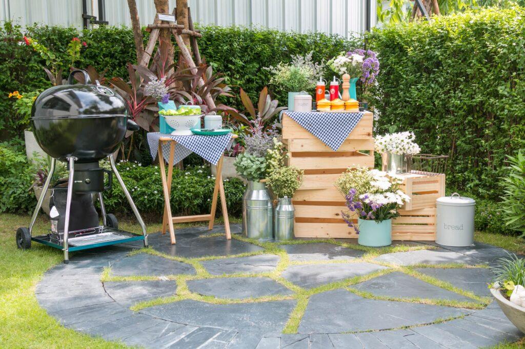 Outdoor Küche selber bauen Galerie1