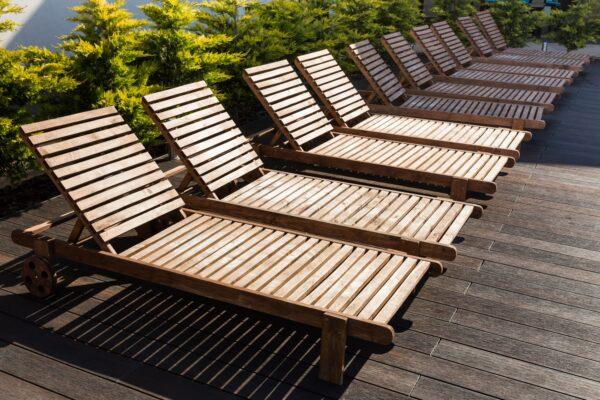 Sonnenliege selber bauen Vorschau