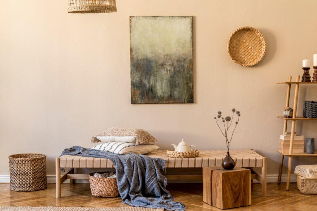 Warme Wandfarben fürs Wohnzimmer Galerie2