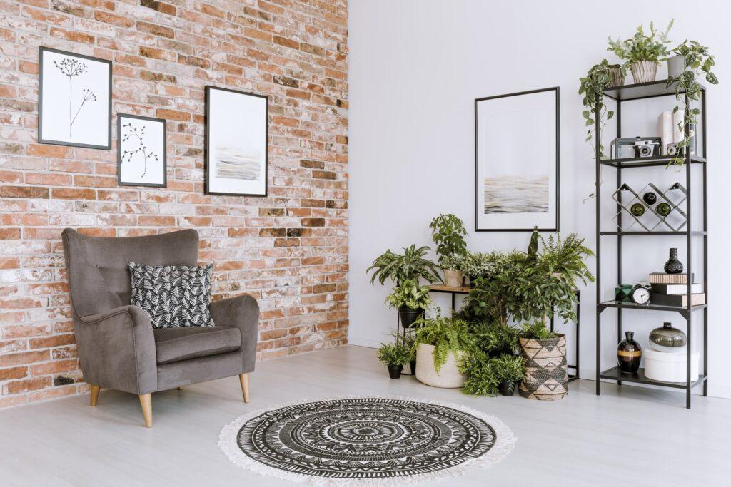 Wohnzimmer Pflanzen Galerie1