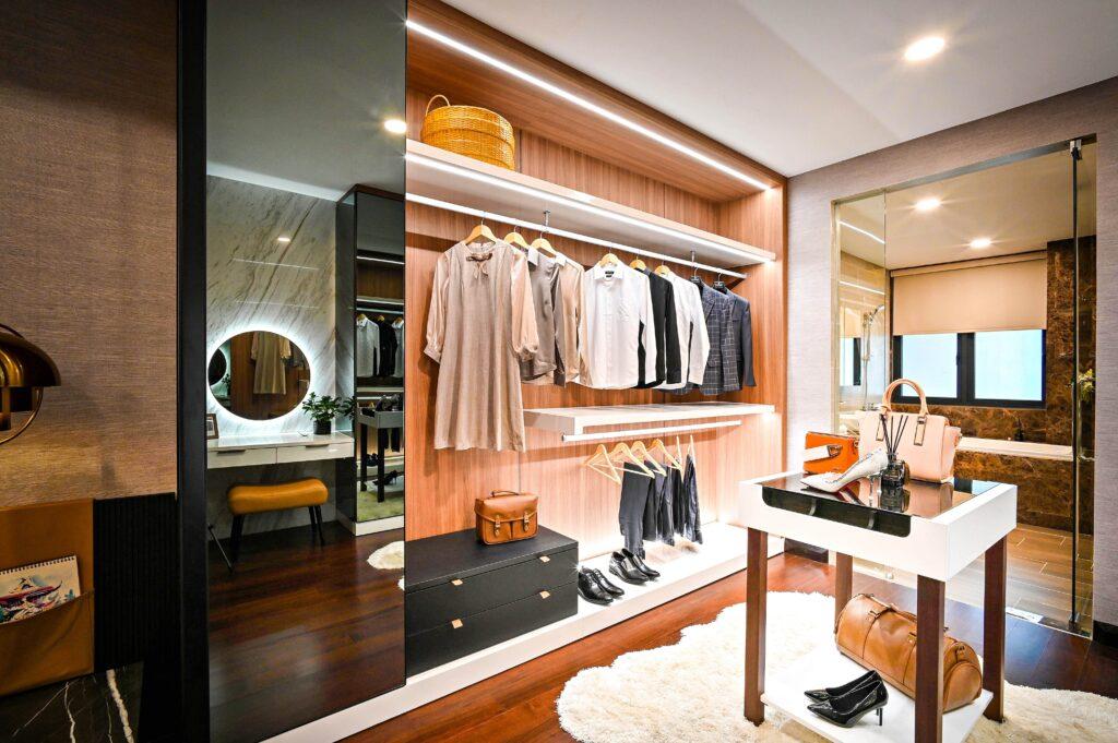 Ankleidezimmer Ideen Gestaltung und Einrichtung Galerie1