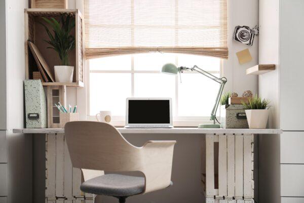 DIY-Schreibtisch Vorschau
