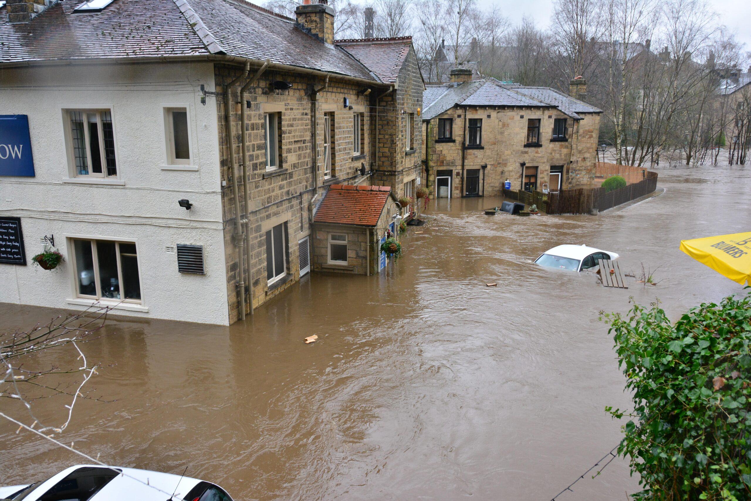 Hochwasser Vorschau