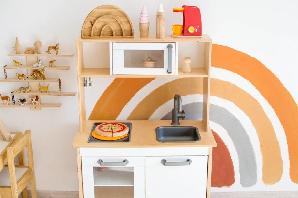 Matschküche für draußen Galerie1