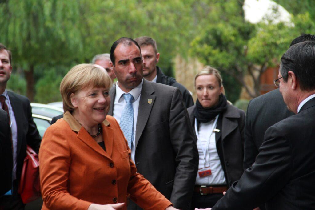 So lebt Angela Merkel Galerie
