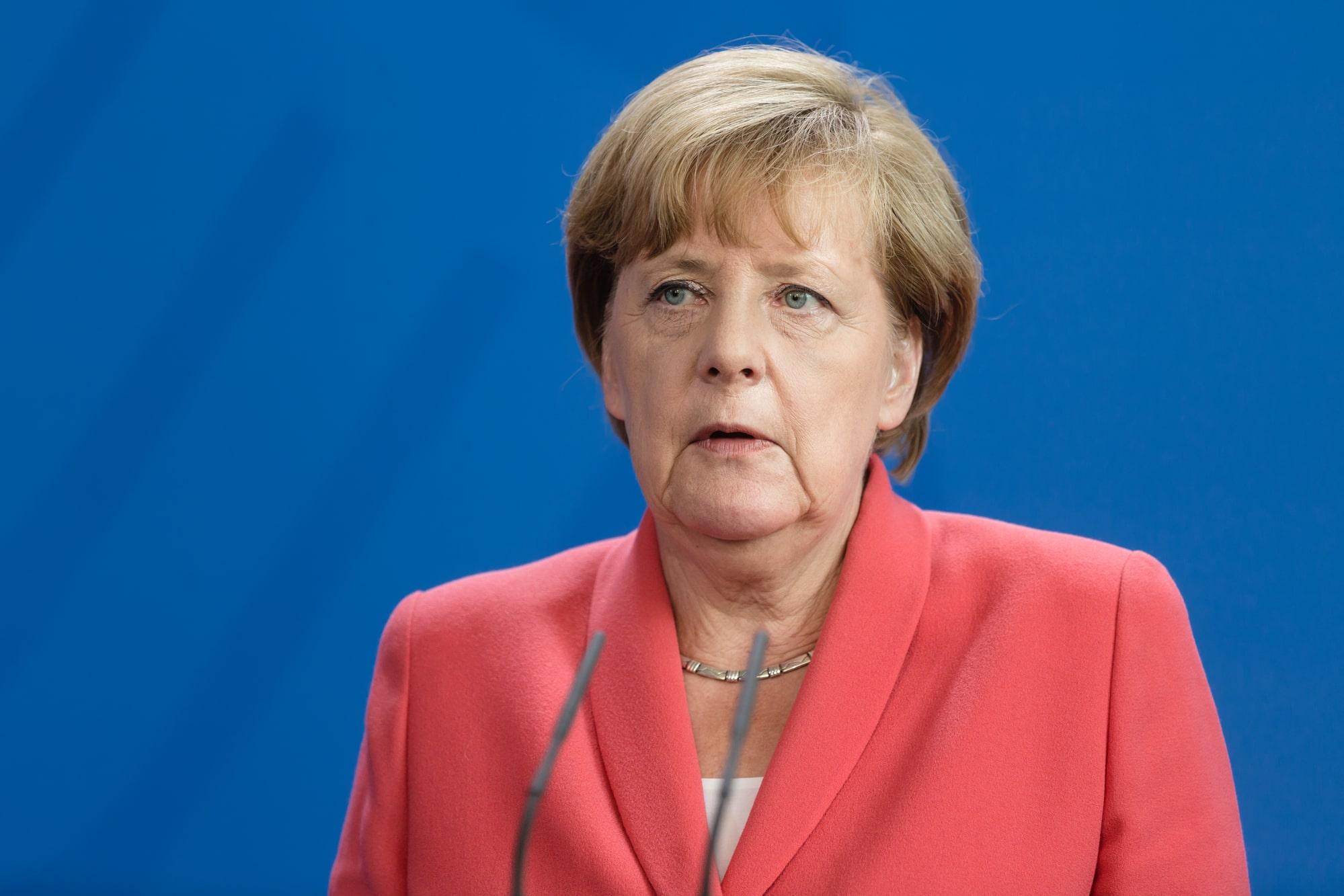 So lebt Angela Merkel
