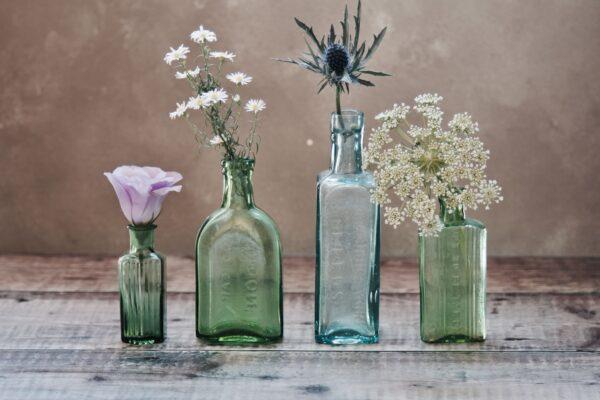 Vasen dekorieren Vorschau