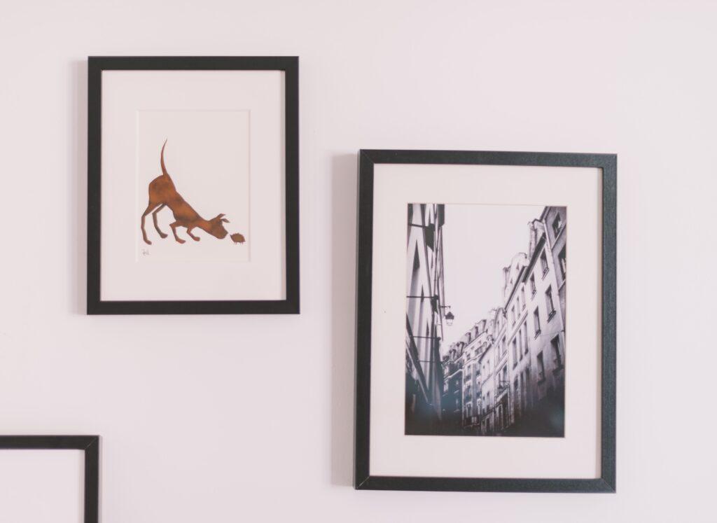 Wanddeko Galerie1