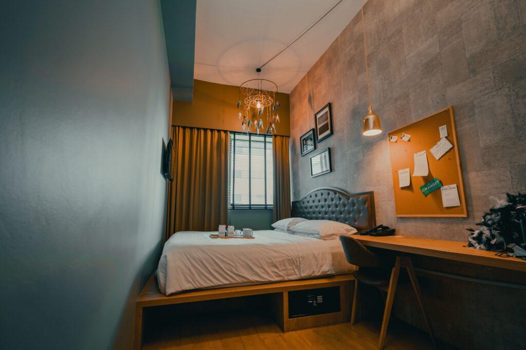 kleines schlafzimmer einrichten Vorschau