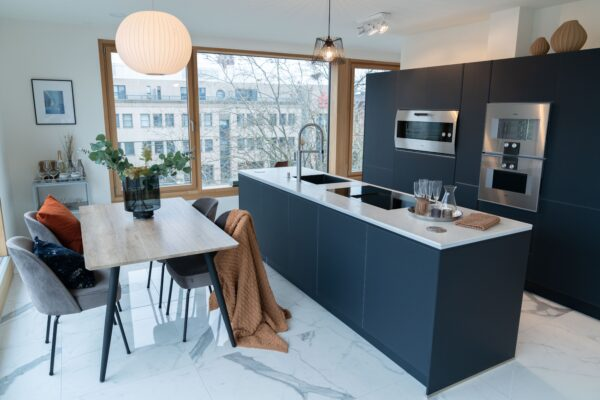 Küche ohne Oberschränke ideen Vorschau