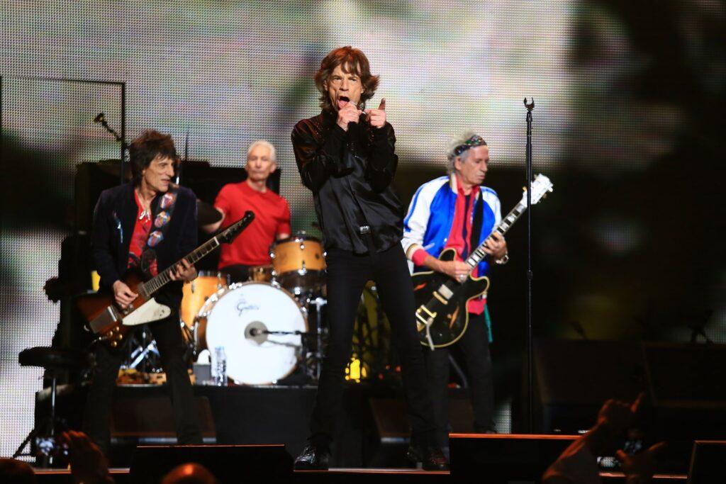 Mick Jagger Galierie1
