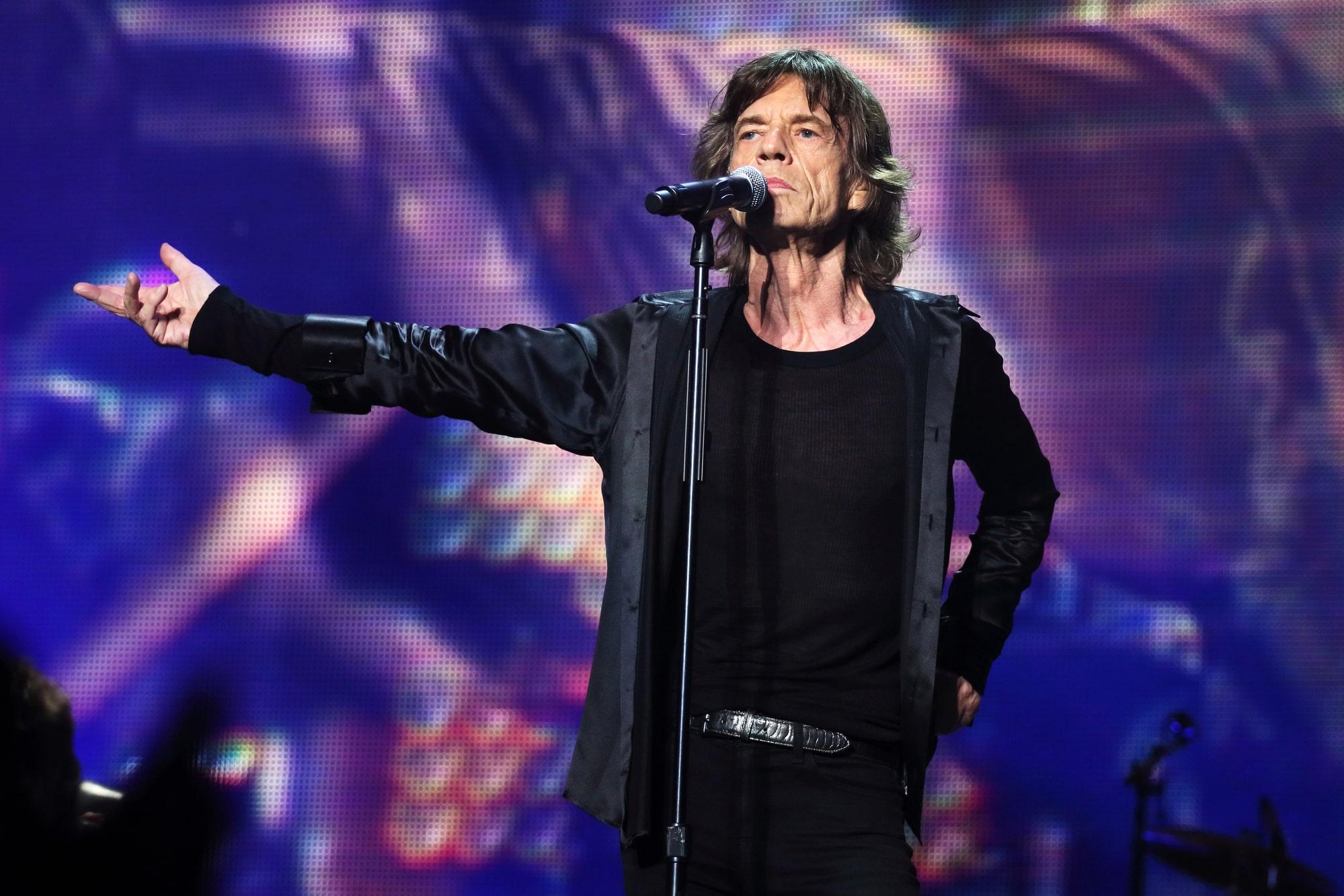 Mick Jagger Vorschau
