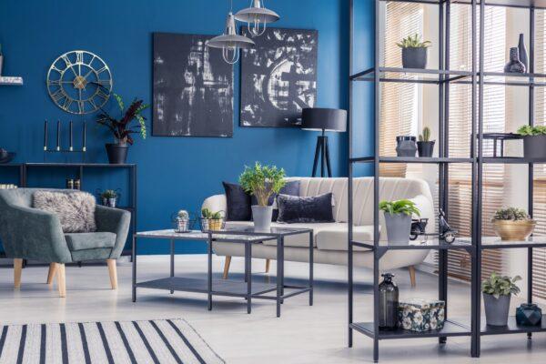 Wandfarbe Wohnzimmer Vorschau