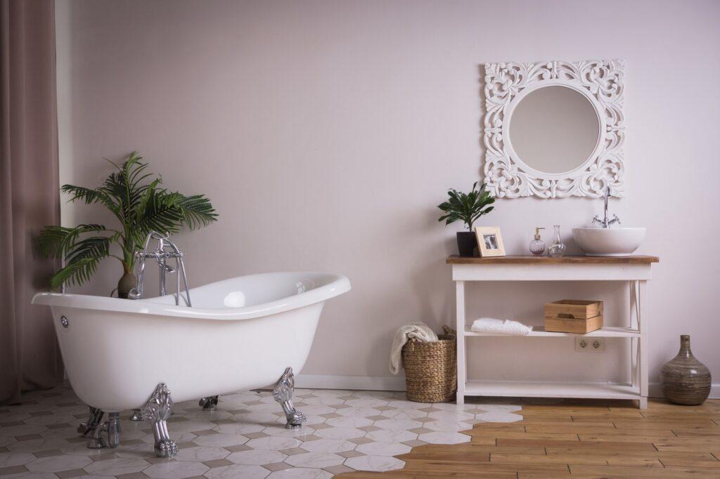 Boho Style fürs Badezimmer Galerie1