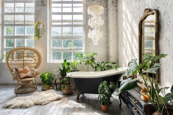 Boho Style fürs Badezimmer Vorschau