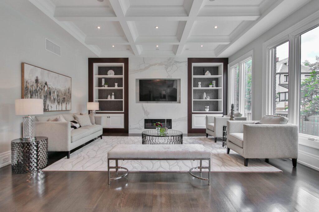 Modernes Wohnzimmer galerie1