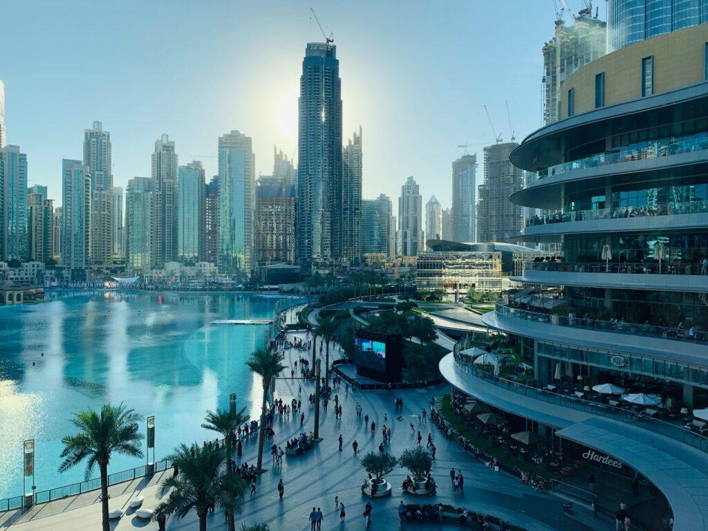 Promis nach Dubai Galerie