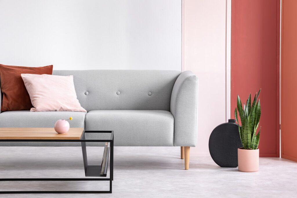 Rottöne - stylischer wohnen mit Rosa und Koralle Galerie1