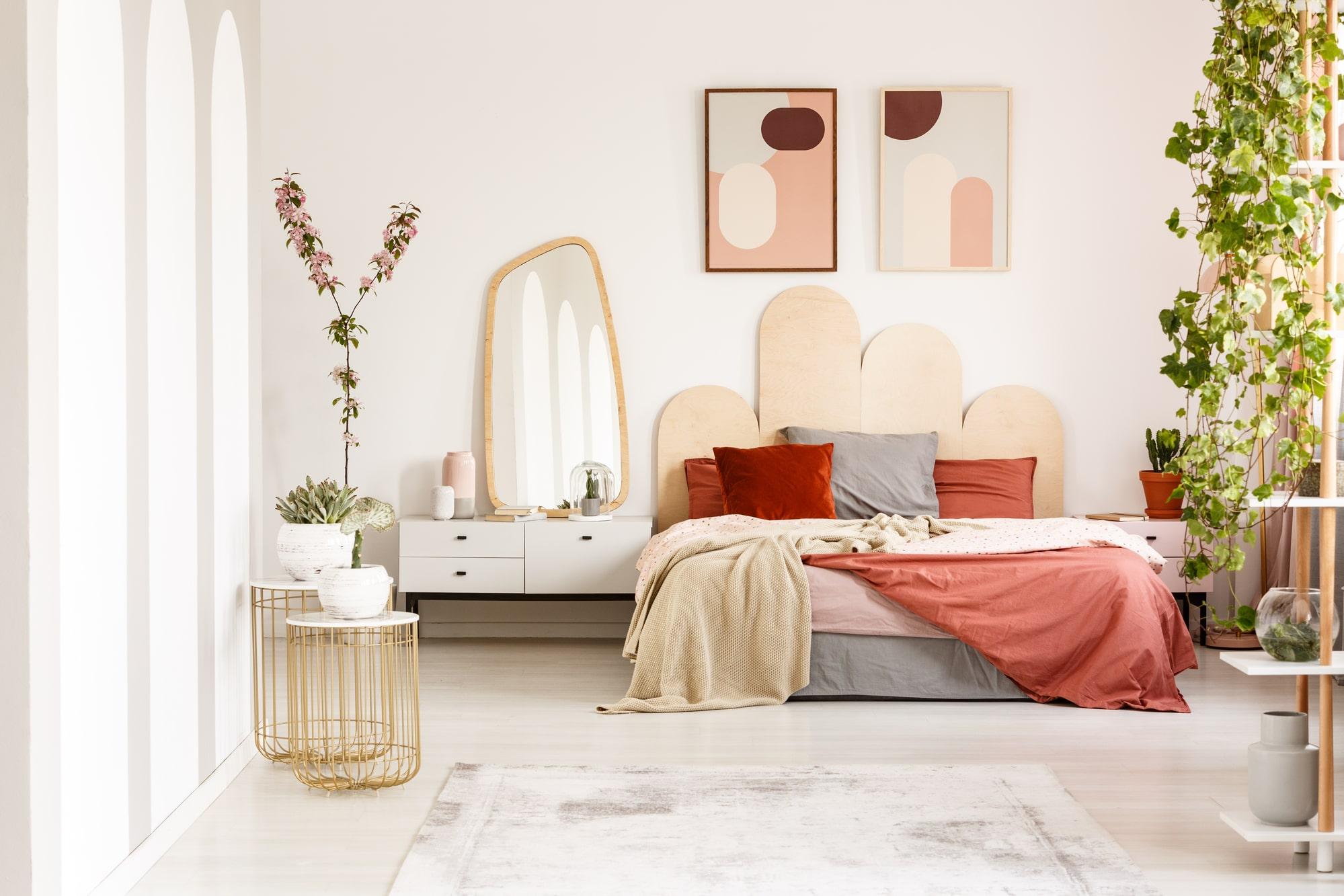 Rottöne - stylischer wohnen mit Rosa und Koralle Vorschau
