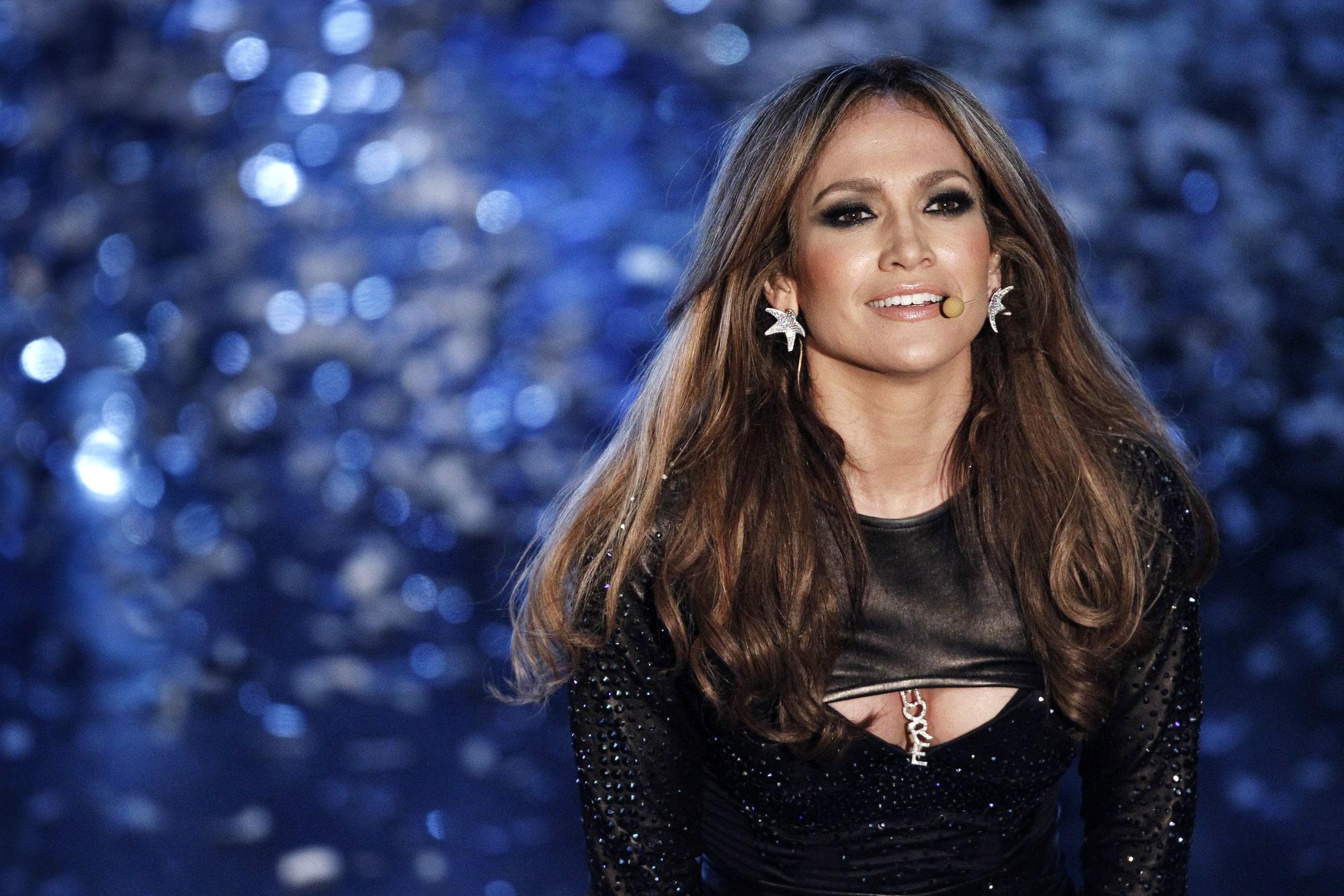 So wohnte Jennifer Lopez Vorschau